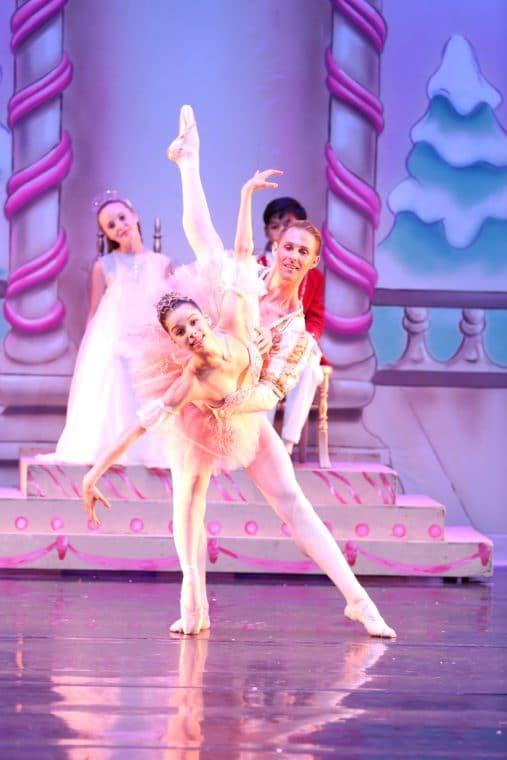 Westside Ballet nutcracker dancers