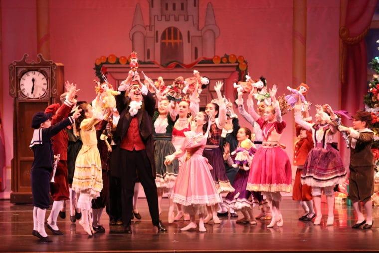 Nutcracker at Westside Ballet