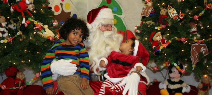 Breakfast with Santa at Children's Museum of La Habra