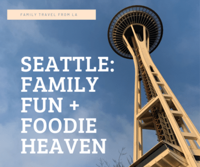 Seattle Space needle post promo