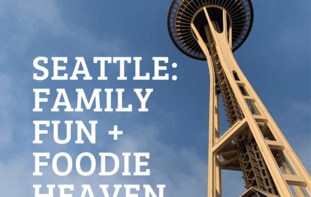 Seattle Space needle post promo