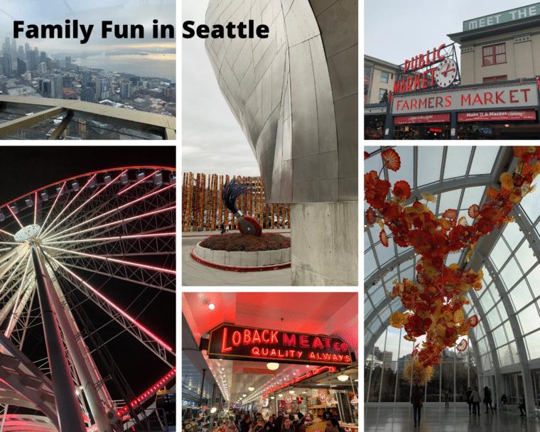 Seattle tourist spots