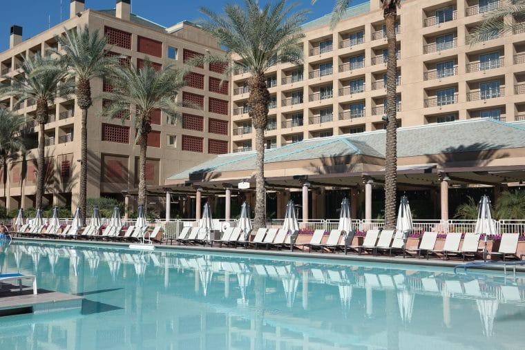 the pool Renaissance Esmeralda Resort & Spa at Indian Wells
