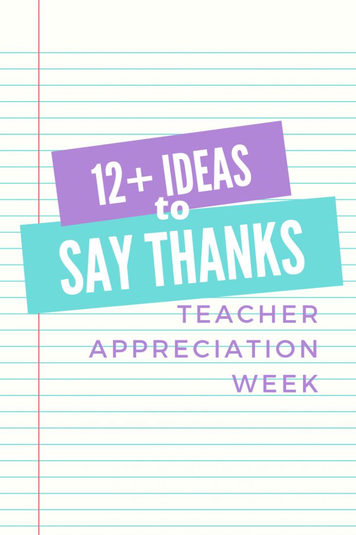 Teacher Appreciation PIN