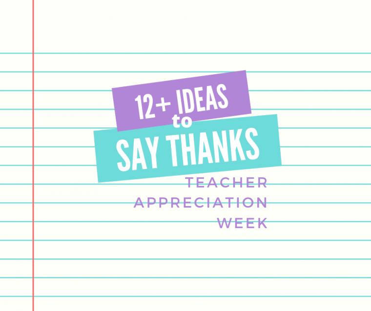 Teacher Appreciation featured image
