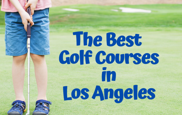 golf courses in Los Angeles