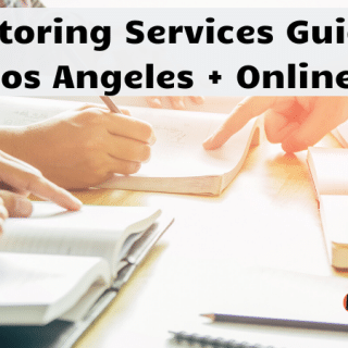 Tutoring services guide