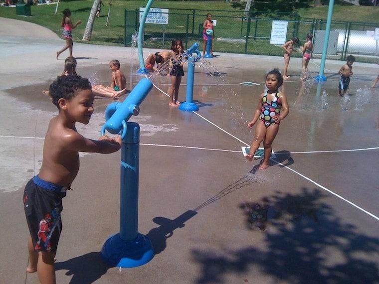 happy-kids-enjoying-a-splash-pad