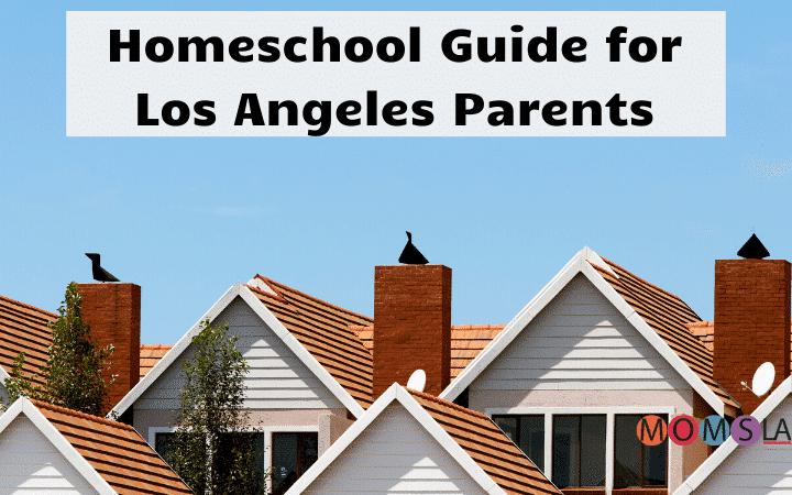 homeschool resources for California parents
