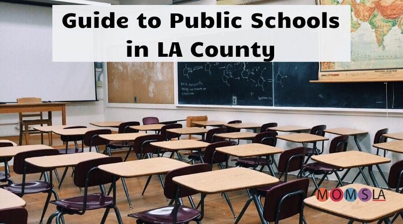 public school guide Los Angeles