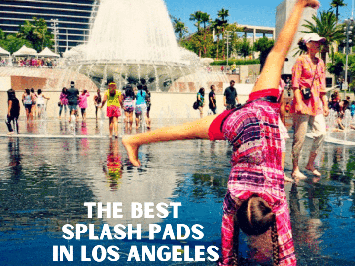best splash pads in los angeles