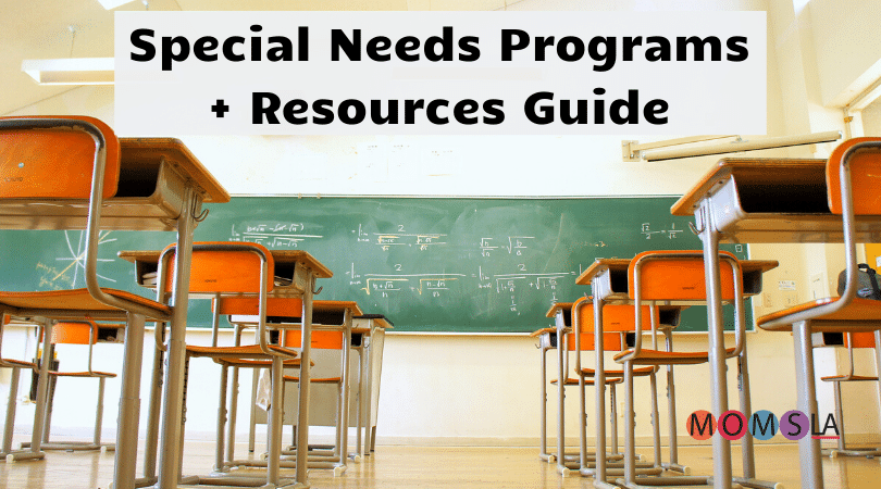 special needs programs and resources los angeles