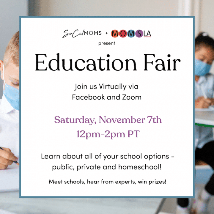 LA education fair 2020