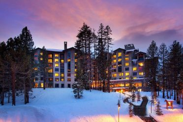 Westin Monache Resort in Mammoth