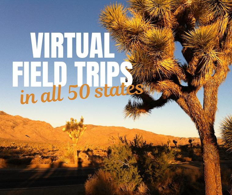 joshua tree virtual field trips in 50 states