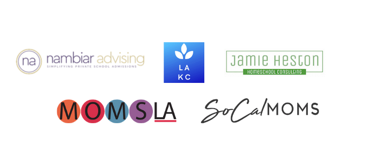 education logos brand partners