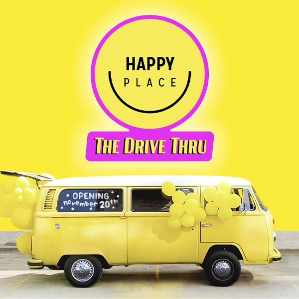 Happy place drive through event