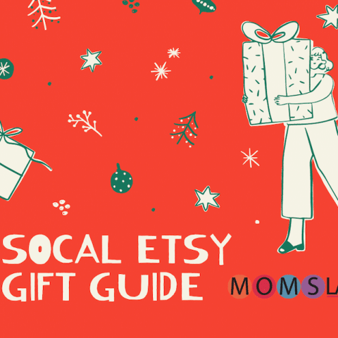 SoCal Etsy gift guide