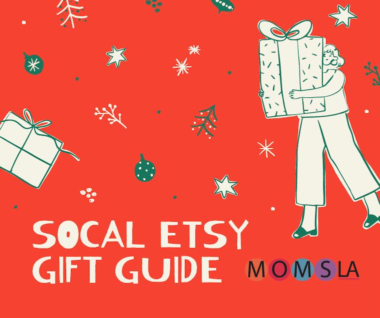 SoCal Etsy gift guide