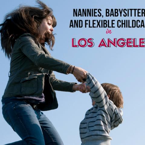 nanny babysitting childcare