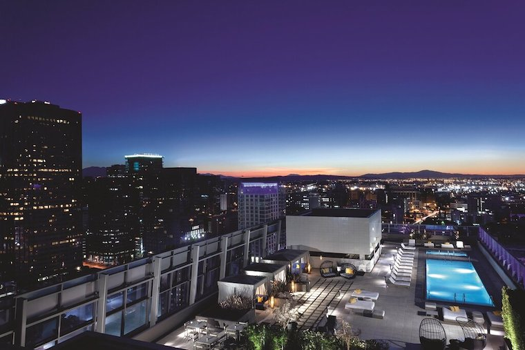 Ritz Carlton Downtown Los Angeles
