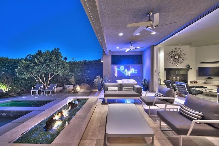 5 star luxury stay in the desert