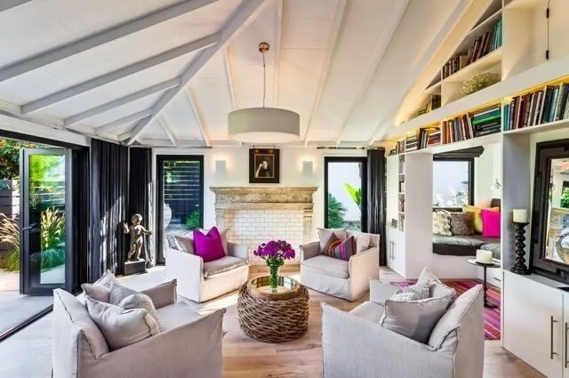 designer beach cottage vrbo in Santa Barbara