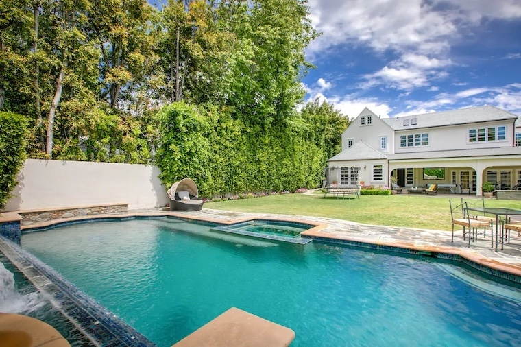 luxury gated home with private pool vrbo beverly hills