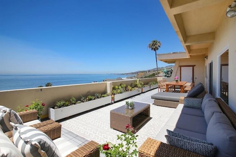 malibu penthouse vrbo view of the ocean