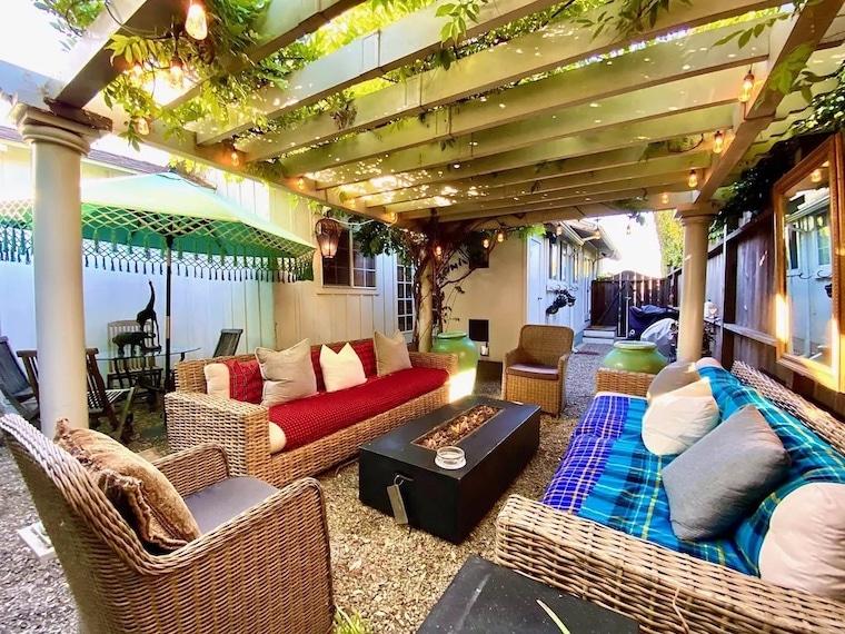 luxury getaway vrbo in santa barbara near state street