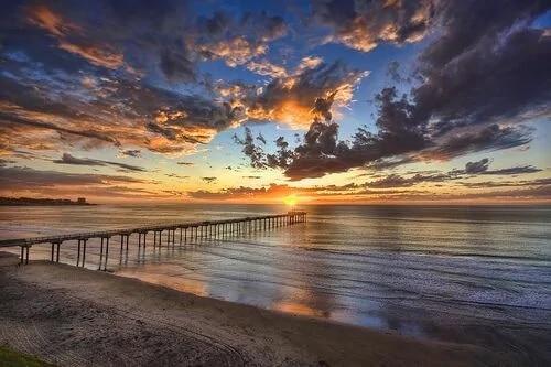 sunset at la jolla shores vrbo san diego