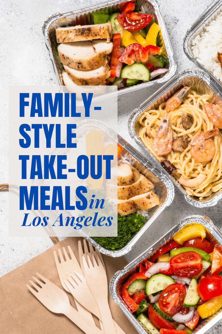 take out food text restaurants with family style food to go los angeles