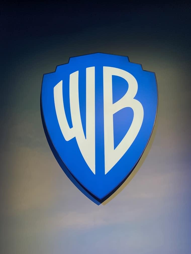 warner bros wb logo