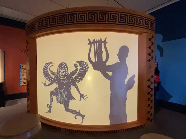 The Family Forum at the Getty Villa (photo by Paul Kennar)
